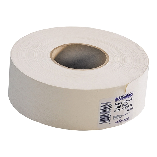 Picture of ADFORS FDW6619-U Drywall Joint Tape, 500 ft L, 2 in W, White