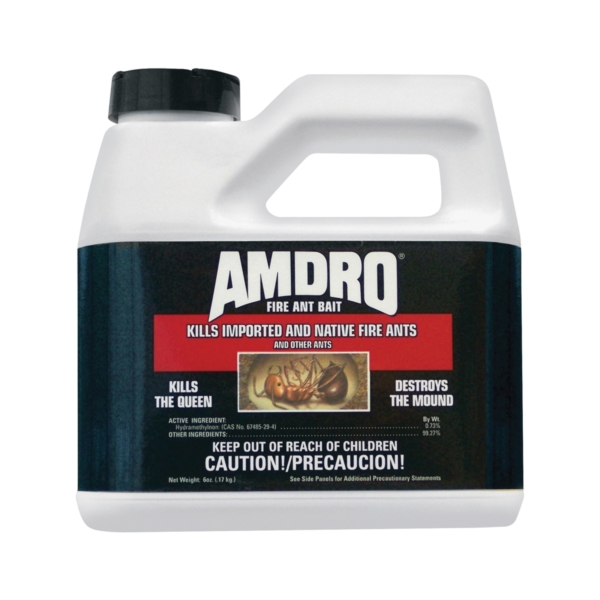 Picture of Amdro 100099058 Fire Ant Bait, Granular, 6 oz Package, Bottle