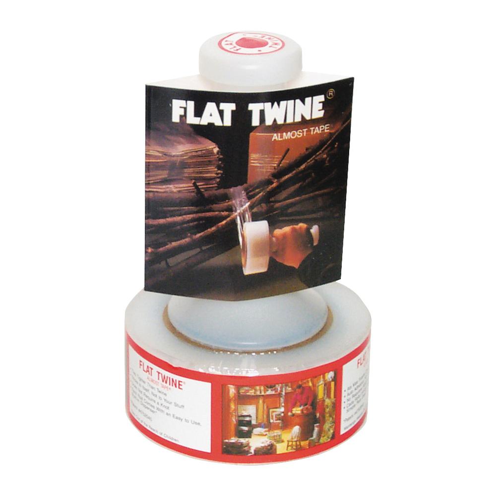 Picture of Flat Twine FST21 Stretch Film, 650 ft L, 2 in W, Clear