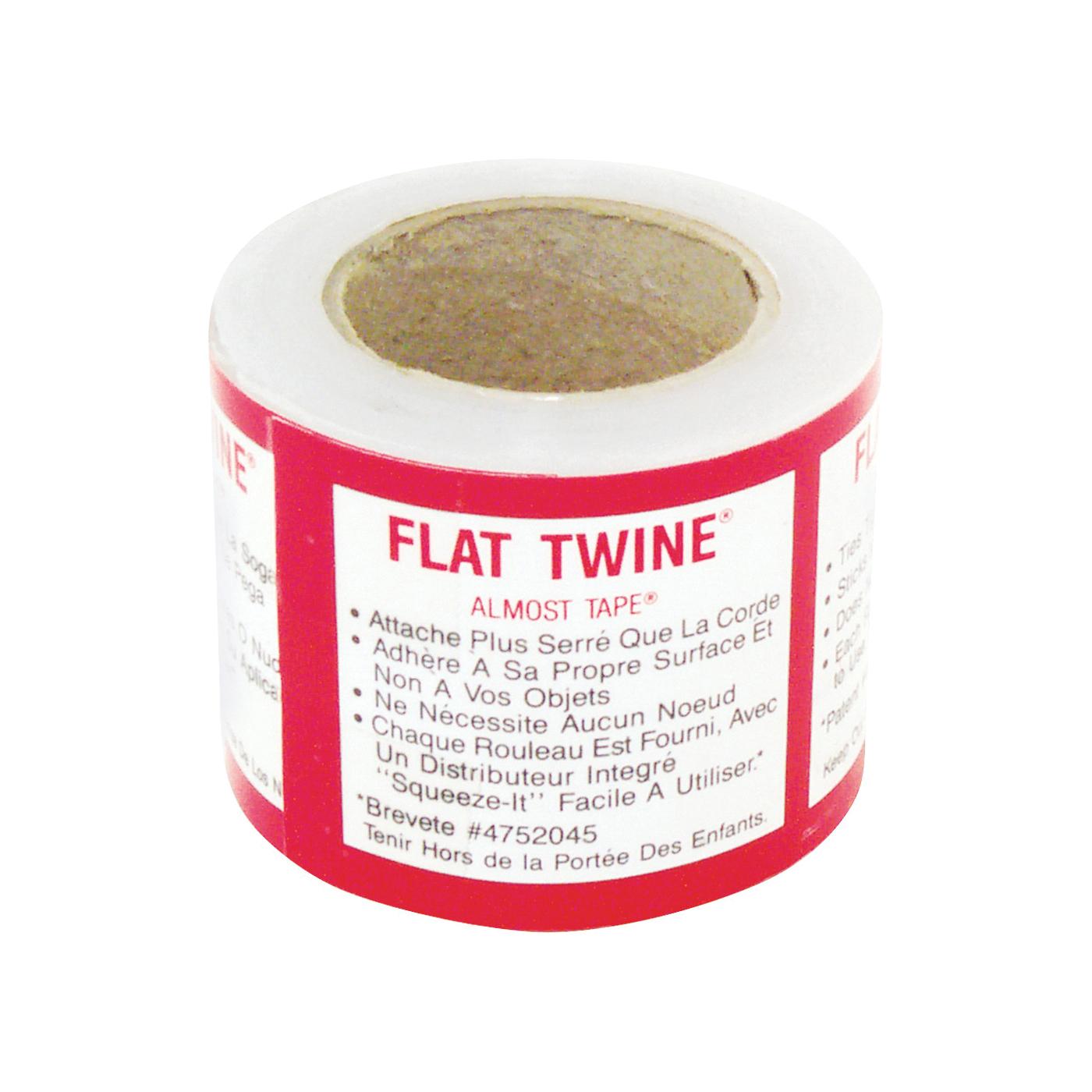 Picture of Flat Twine FST11 Stretch Film, 178 ft L, 2 in W, Clear