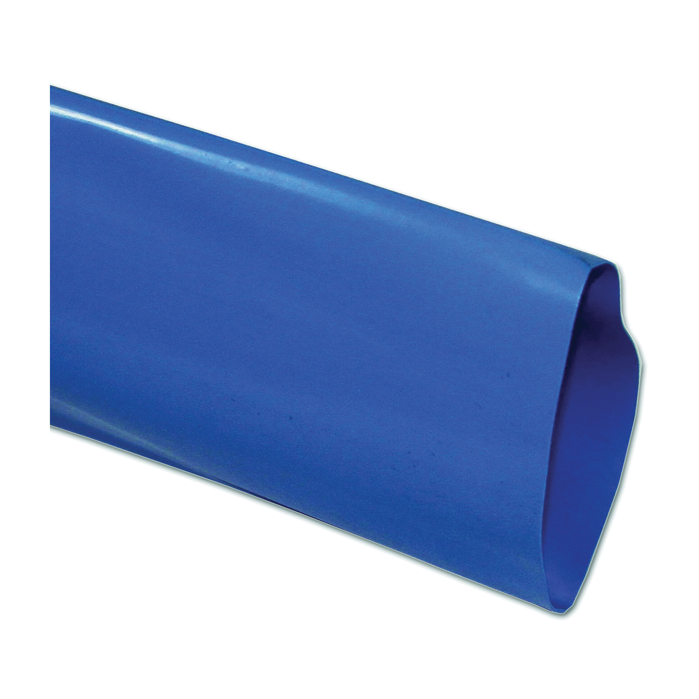 Picture of UDP T36 Series T36005001/RCDR Discharge Hose, 1-1/2 in ID, 150 ft L, Polyethylene, Blue