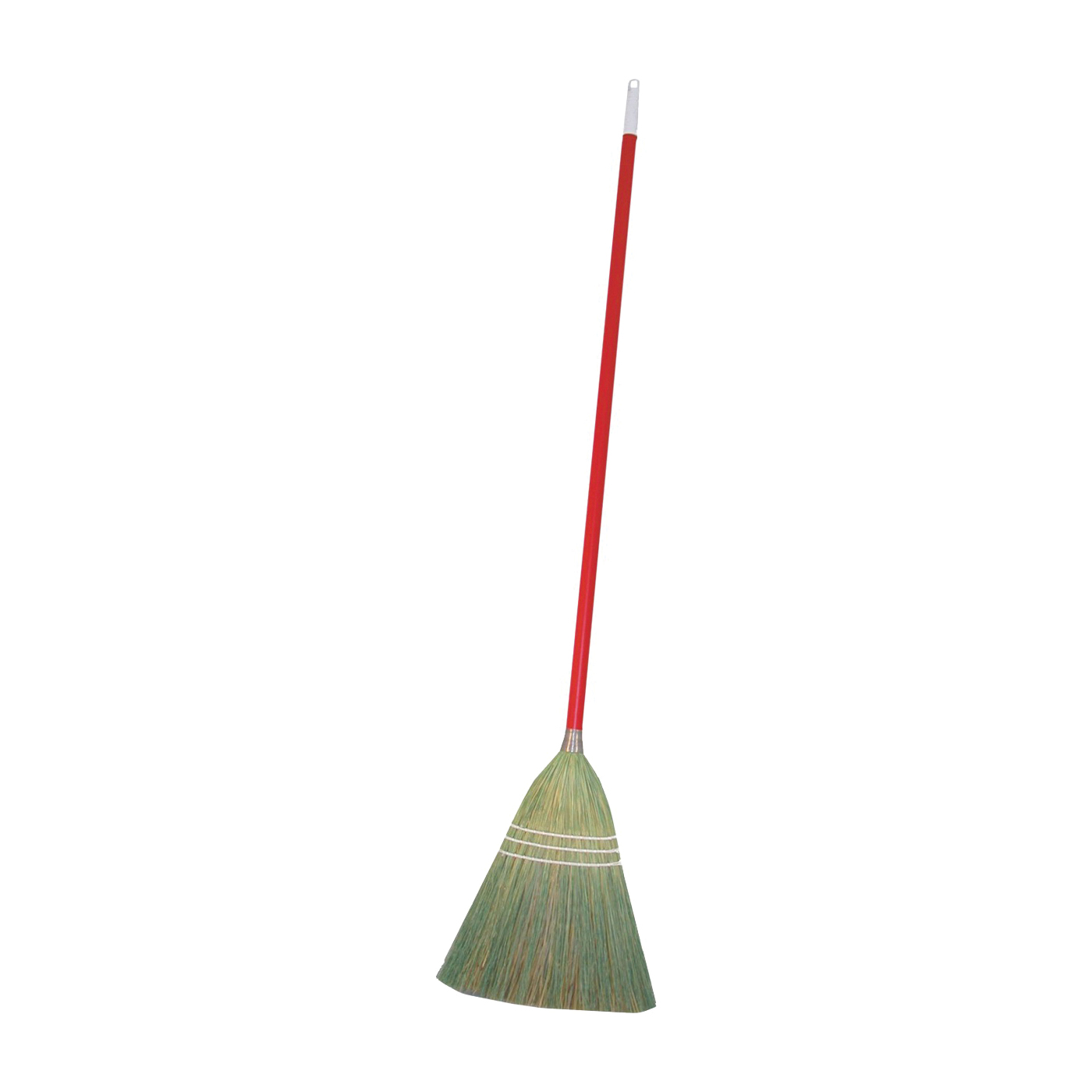 Picture of BIRDWELL 315-6 Economy Broom, Sotol Fiber Bristle, Assorted Bristle