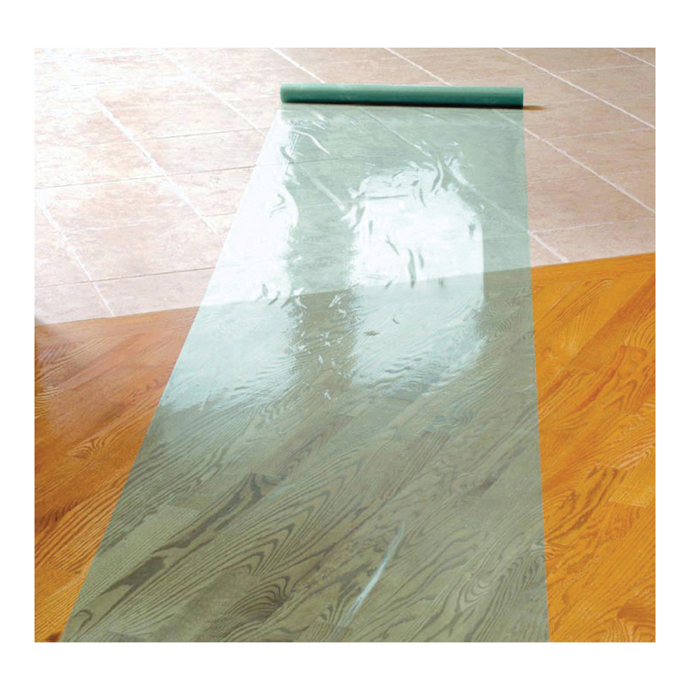 Picture of SURFACE SHIELDS FS24200L Protection Film, 200 ft L, 24 in W, 3 mil Thick, Polyethylene, Green