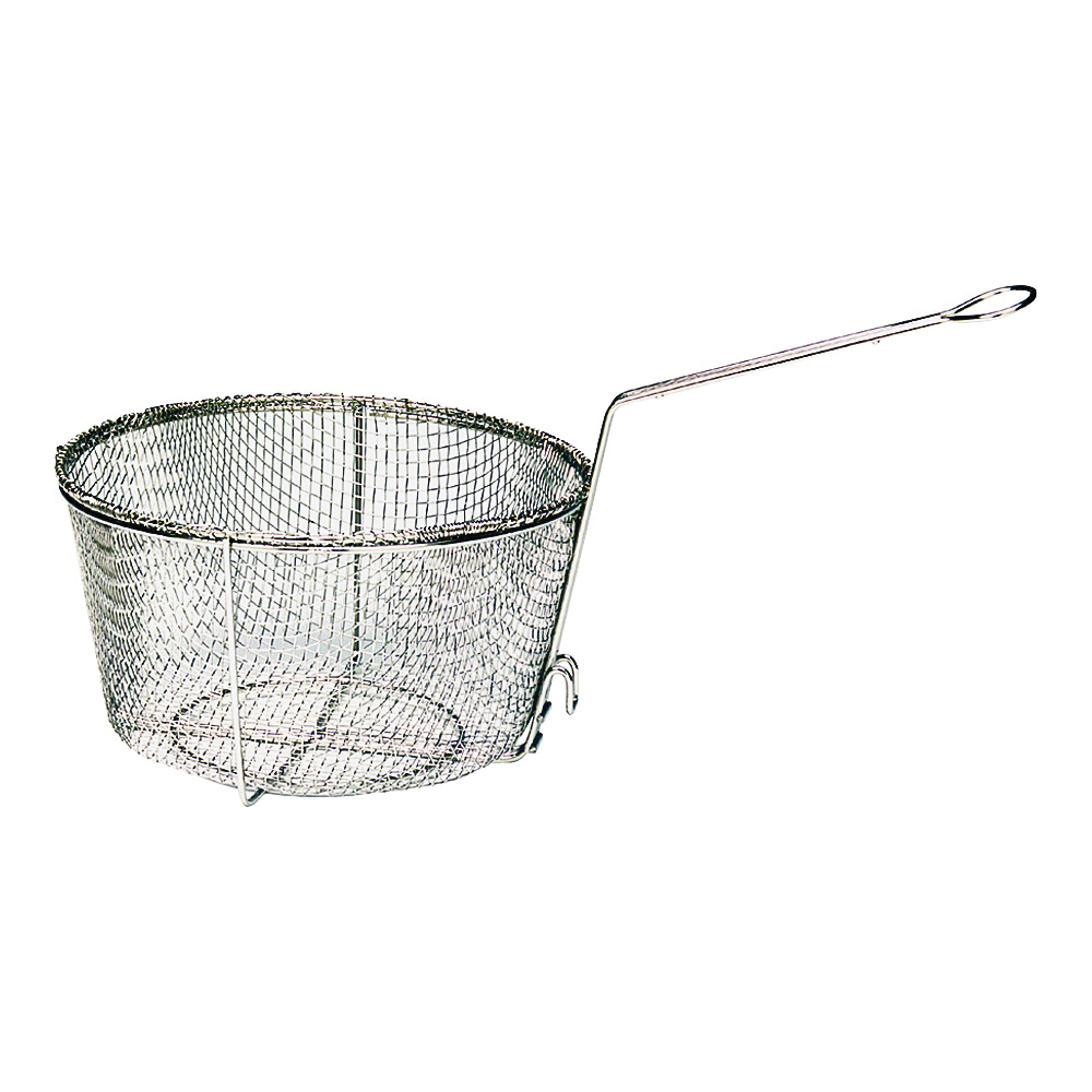 Picture of Bayou Classic 0125 Fry Basket, Nickel