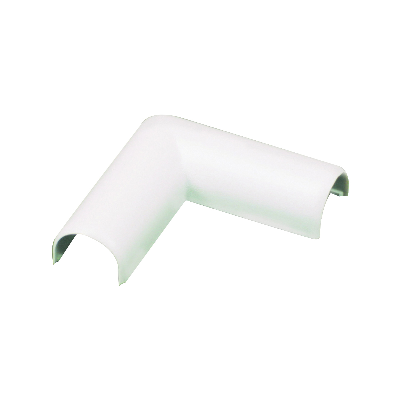 Picture of Legrand Wiremold C16 Wireway Elbow, Flat, PVC, White