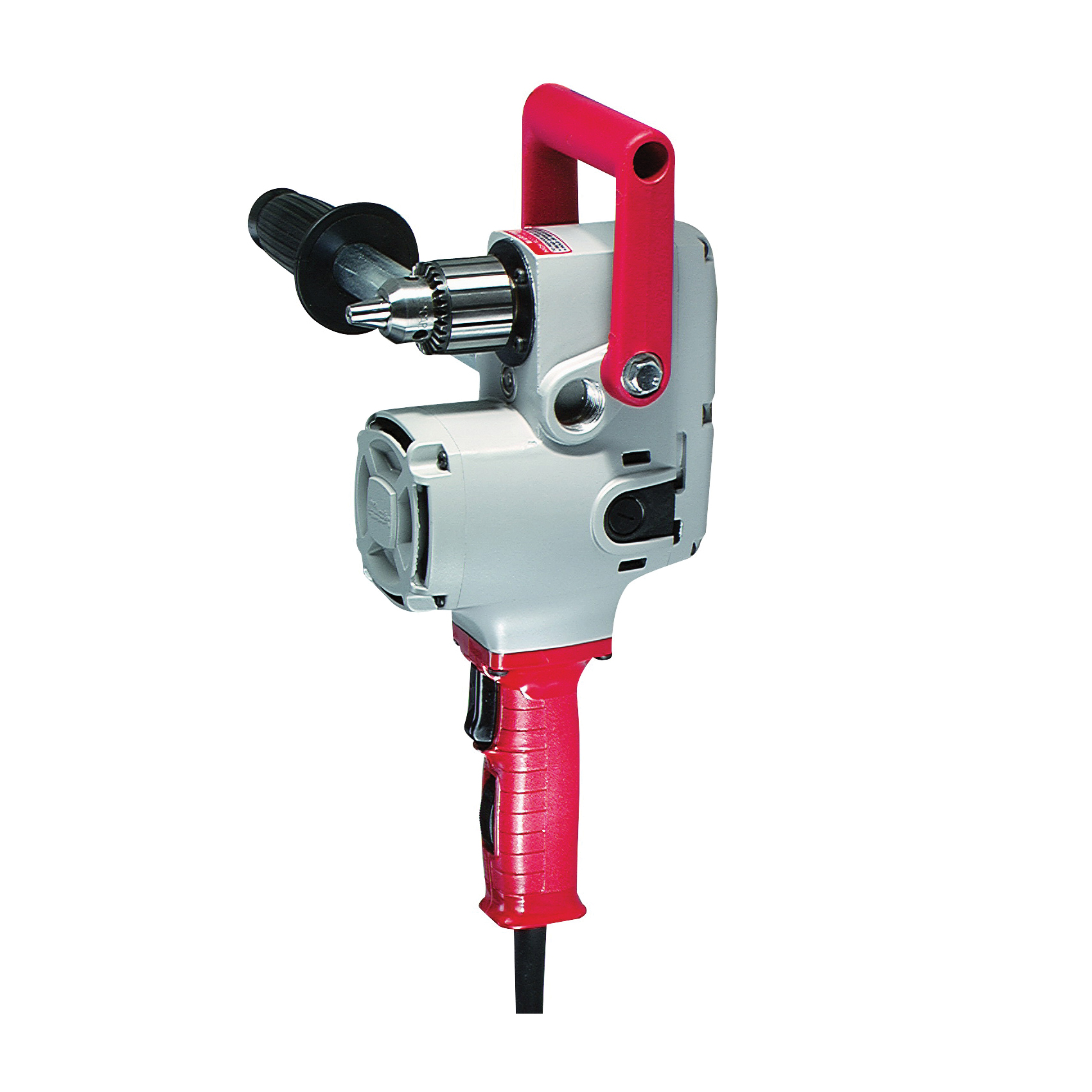 Picture of Milwaukee 1675-6 Electric Drill, 120 VAC, 1/2 in Twist Bit, 4-5/8 in Self-Feed Bit, 1-1/2 in Auger Bit Drilling