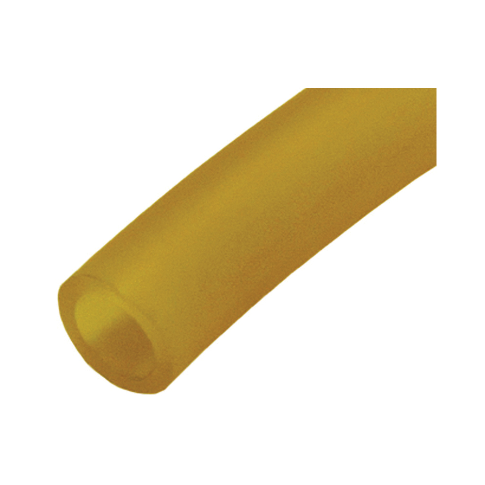 Picture of UDP T64 Series T64005001 Tubing Hose, 1/4 in, Amber, 50 ft L