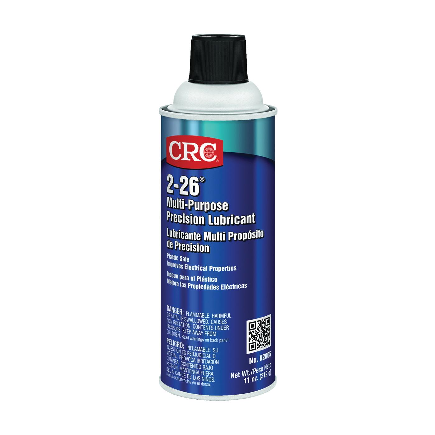 Picture of CRC 02005 Precision Lubricant, 16 oz Package, Aerosol Can, Liquid, Mild Petroleum