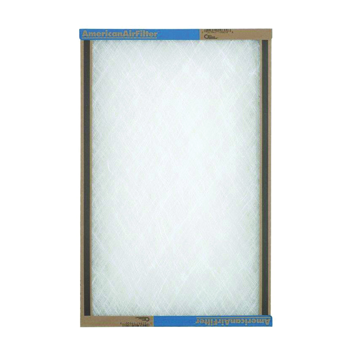 Picture of AAF 114301 Panel Filter, 30 in L, 14 in W, Chipboard Frame