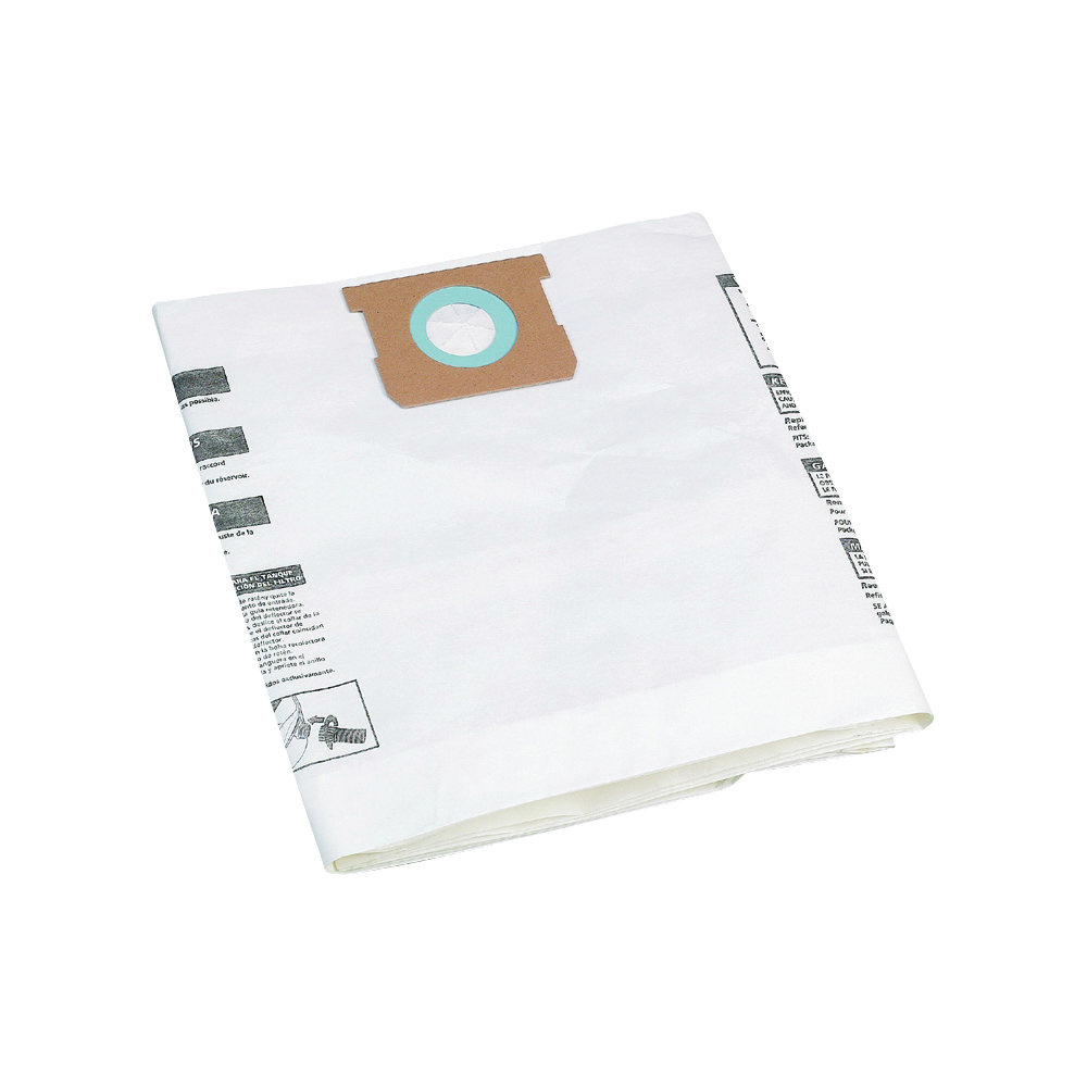 Picture of Shop-Vac 9066200 Filter Bag, 10 to 14 gal Capacity