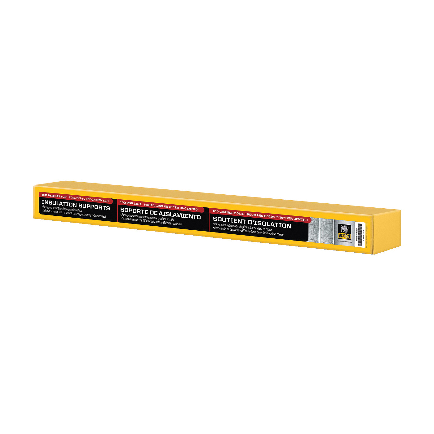 Picture of Acorn International IHW16100 Insulation Support Wire, 16 in OAL, Carbon Steel