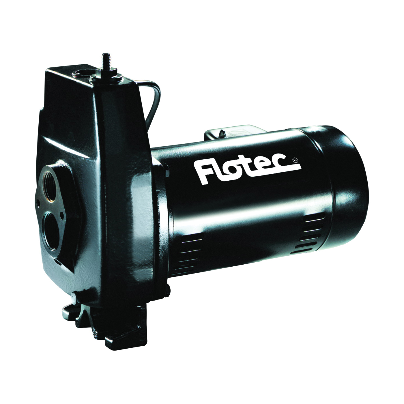 Picture of Flotec FP4222-08 Jet Pump, 6.1/12.2 A, 115/230 V, 0.75 hp, 1-1/4 in Suction, 1 in Discharge Connection, 7.5 gpm