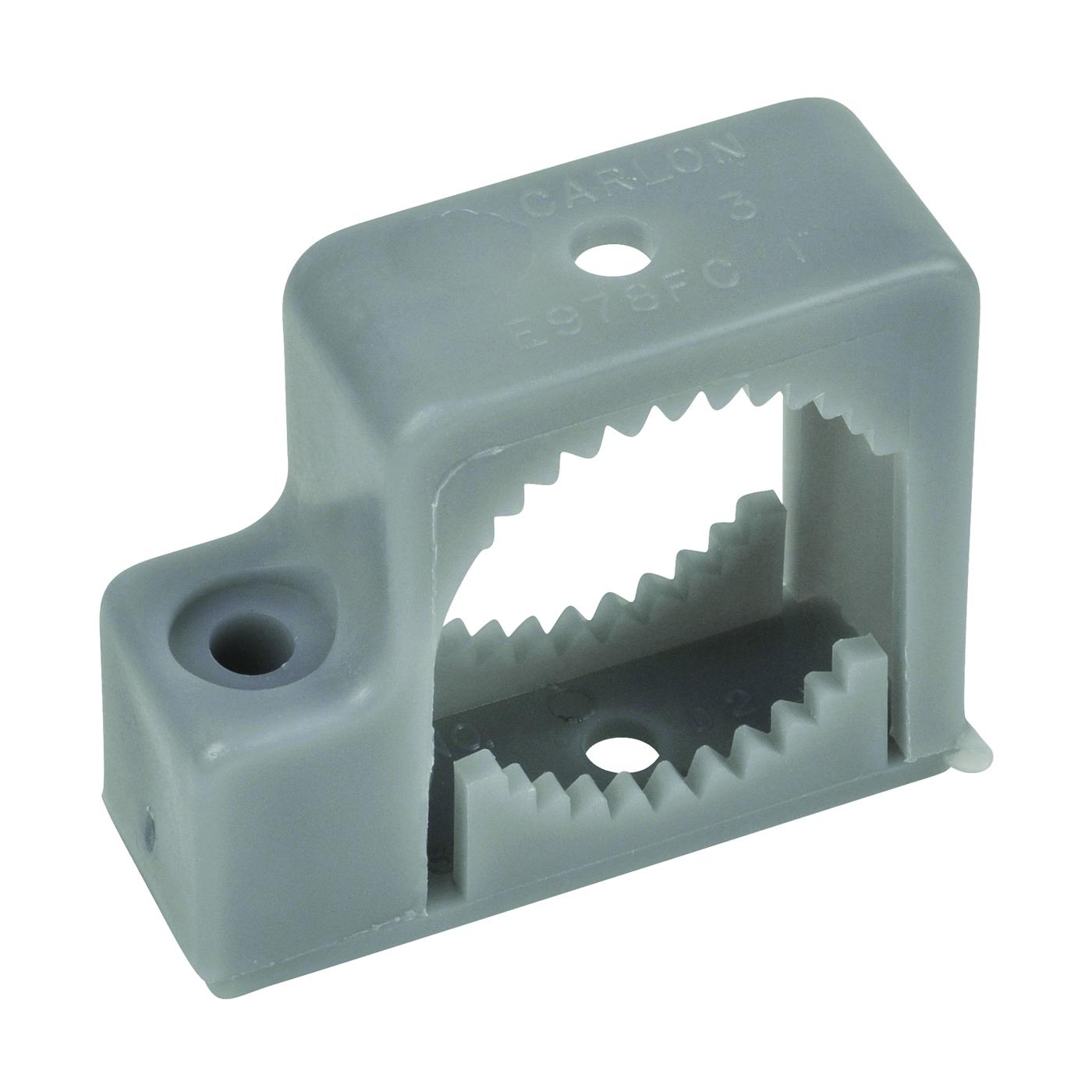 Picture of Carlon E978EC-CAR Conduit Support Strap, Polypropylene, Gray