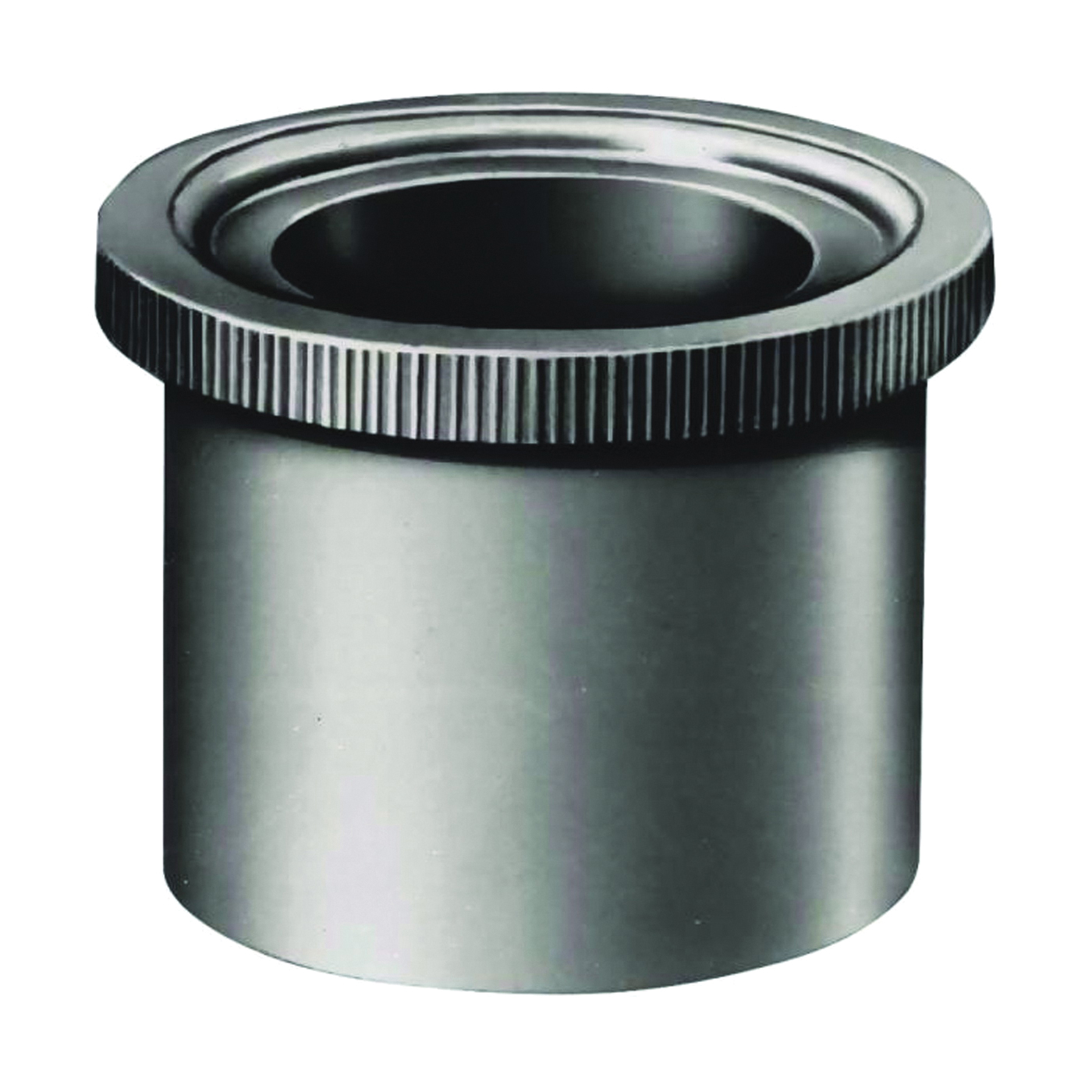 Picture of Carlon E950GE-CAR Conduit Bushing, 1-1/4 x3/4 in Trade, Bell x Spigot, 42.4 mm Dia, 1-15/32 in L, PVC, Gray
