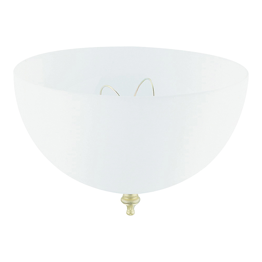 Picture of Westinghouse 8149400 Light Shade, Dome, Acrylic, White