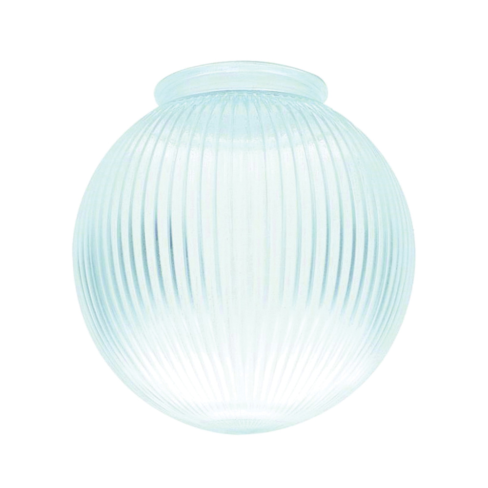 Picture of Westinghouse 8525400 Light Shade, 6-3/8 in Dia, Globe, Glass, Clear