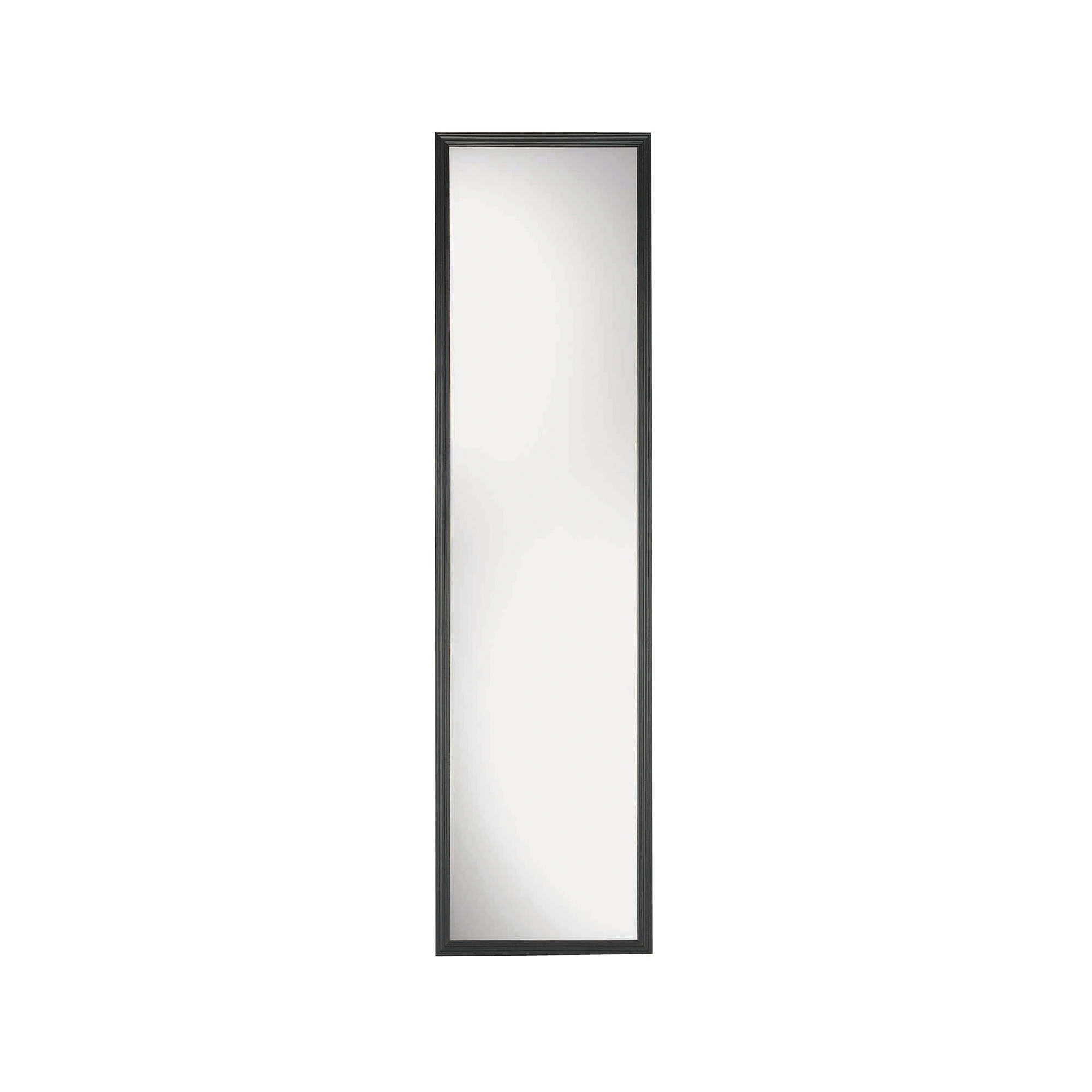 Picture of RENIN 206190 Framed Mirror, Rectangular, Plastic Frame, Black Frame