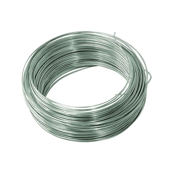 Picture of HILLMAN 50136 Utility Wire, 100 ft L, 24 Gauge, Galvanized Steel
