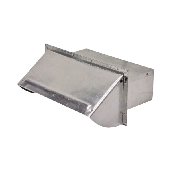 Picture of Lambro 106R Wall Cap, Aluminum, For: 10 x 3-1/4 in Hoods