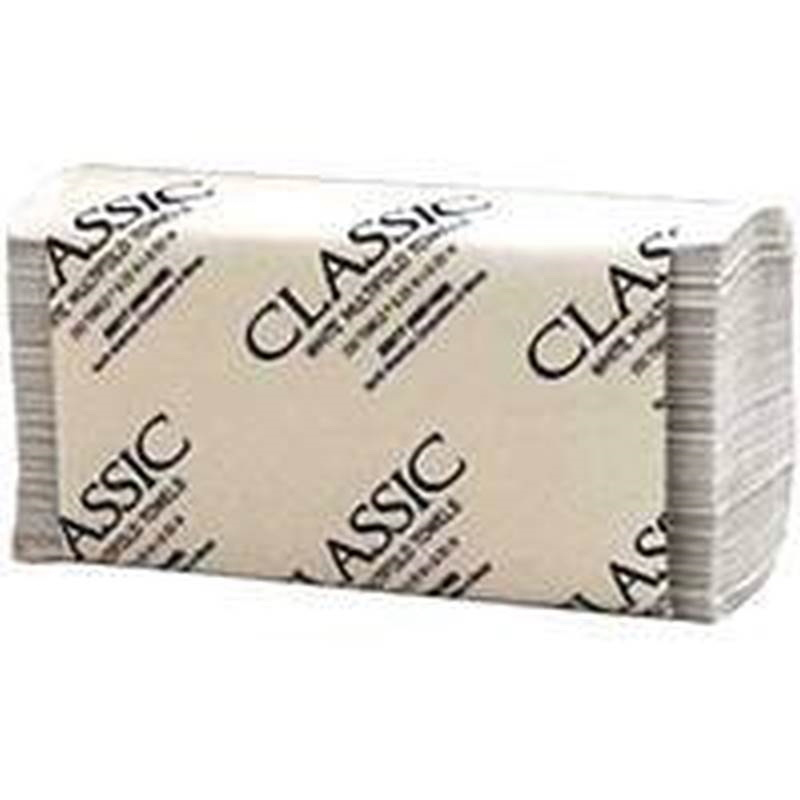 Picture of NORTH AMERICAN PAPER 899999 Paper Towel, 13-1/4 in L, 10-1/4 in W, 1 -Ply