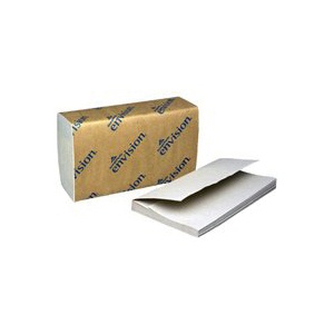Picture of NORTH AMERICAN PAPER 881400 Paper Towel, 10-5/8 in L, 9-1/2 in W, 1 -Ply, 16