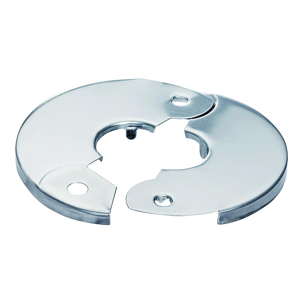 Picture of Plumb Pak PP857-2 Floor and Ceiling Plate, 3-1/2 in W, Chrome