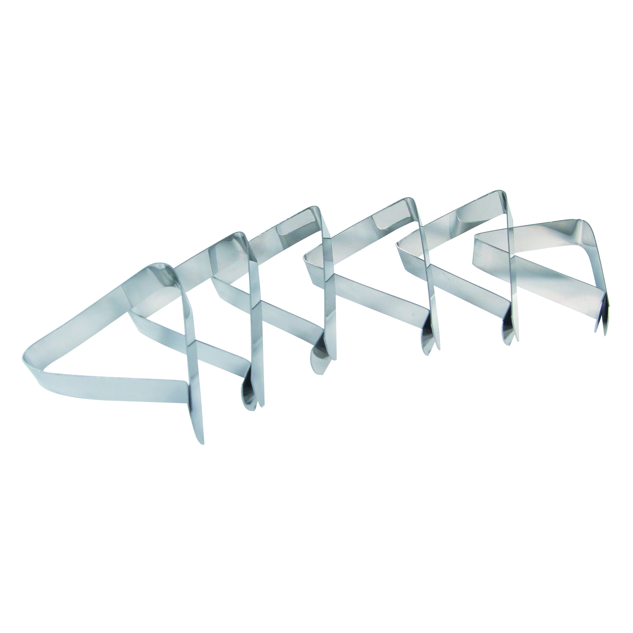 Picture of Onward 14864 Table Cloth Clip Kit, Stainless Steel
