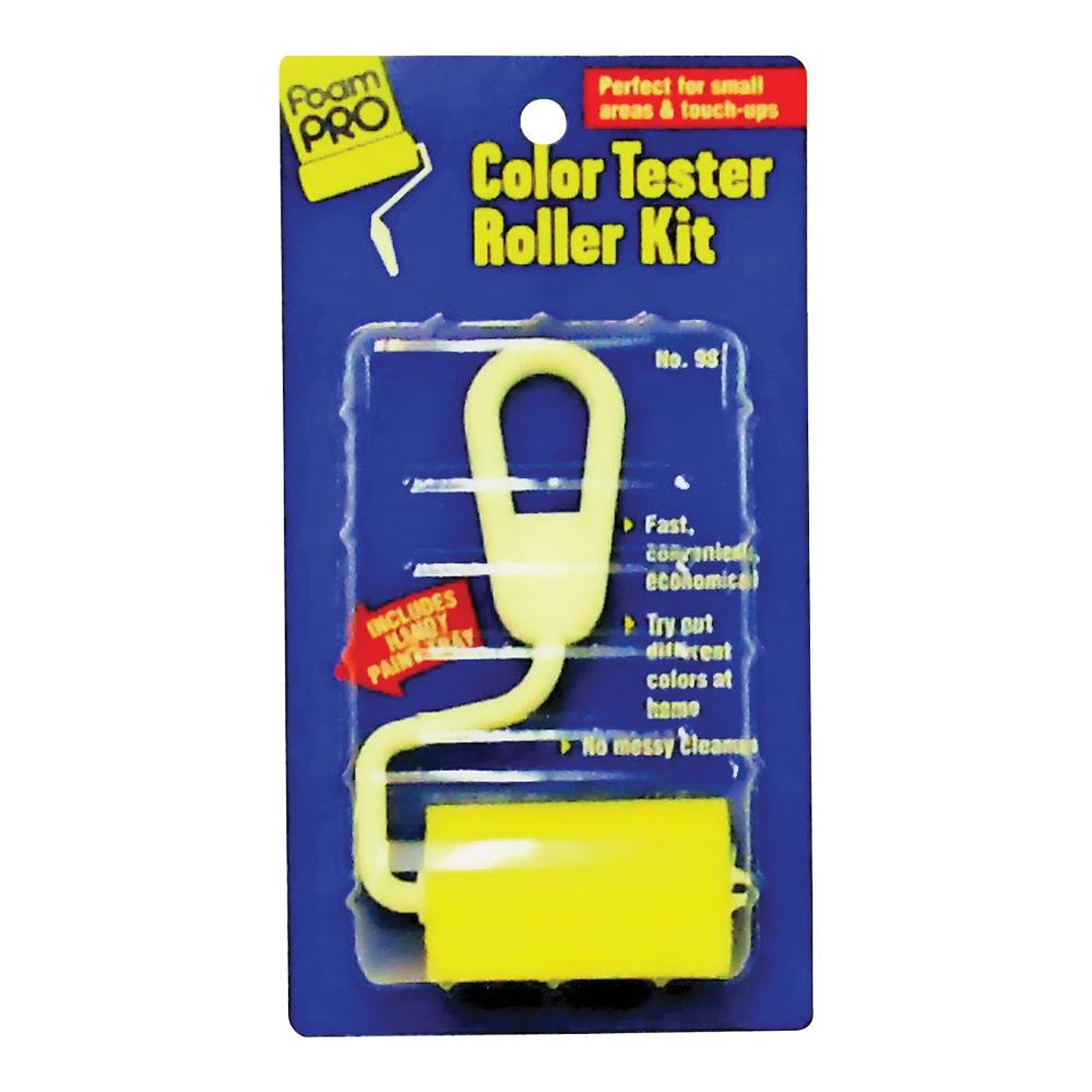 Picture of FOAMPRO 98 Color Tester Roller Kit, Plastic