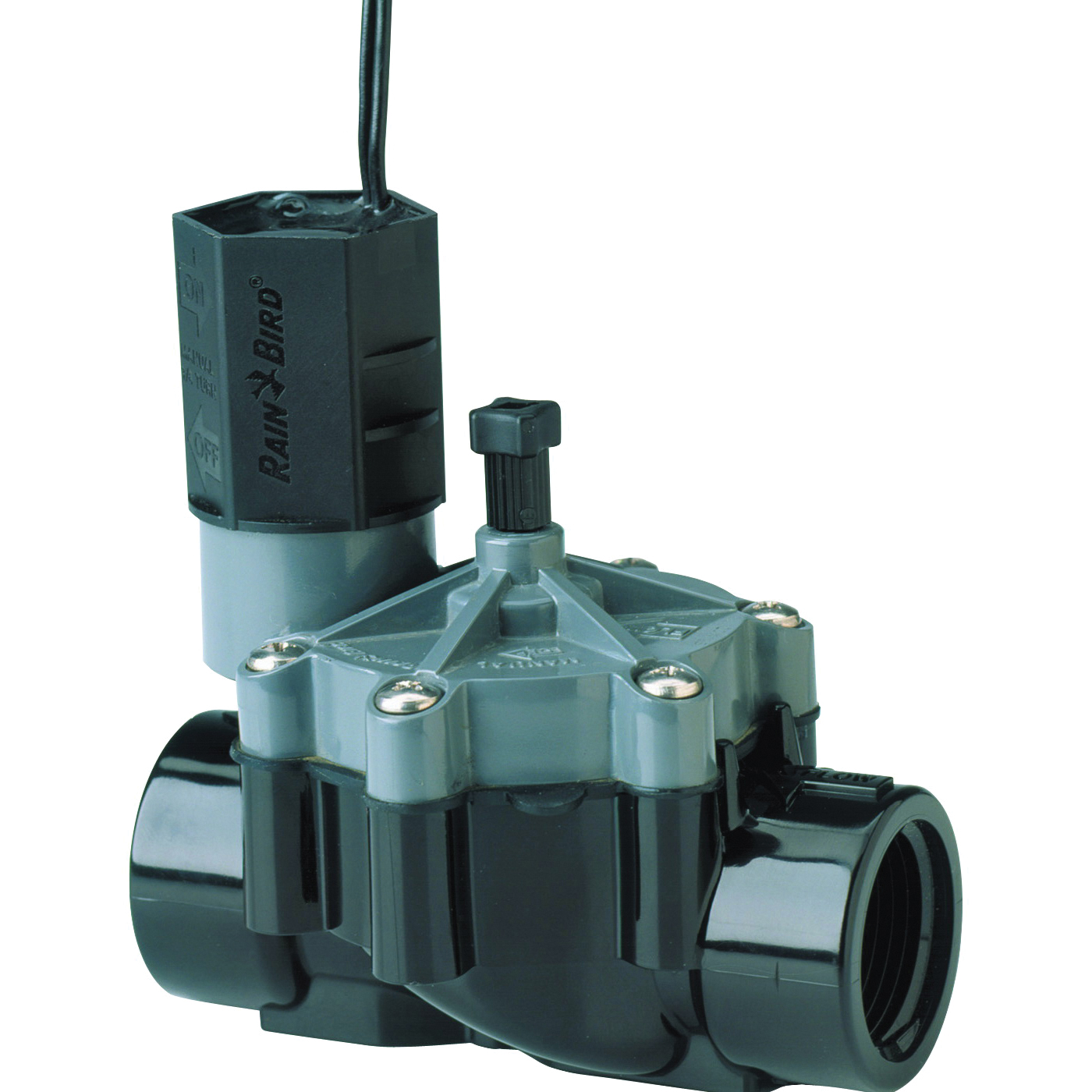 Picture of Rain Bird CP075 Irrigation Valve with Flow Control, Plastic Body