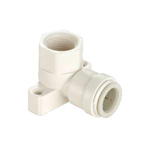 Picture of Watts 3521-1008/P-638 Tube Elbow, 1/2 in, 1/2 in, 90 deg, Off-White