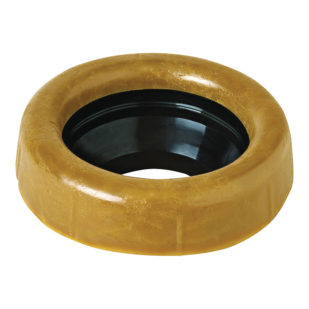 Picture of HARVEY 001115-24 Wax Ring, Polyethylene, Brown, For: 3 in and 4 in Waste Lines
