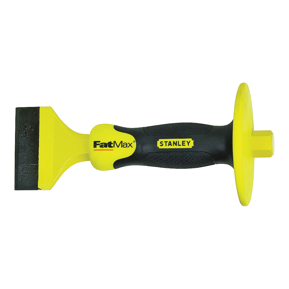 Picture of STANLEY 16-334 Mason's Chisel, 2-3/4 in W Blade, 8-1/2 in OAL, Vanadium Steel Blade