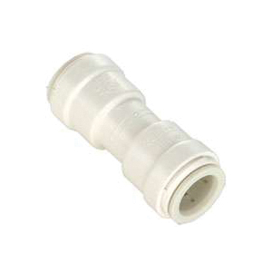 Picture of WATTS 3515-08/P-400 Tube Coupler, 3/8 in, Plastic, 250 psi Pressure