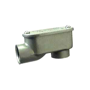 Picture of Halex 59515 Service Entrance Elbow, Threaded, Aluminum