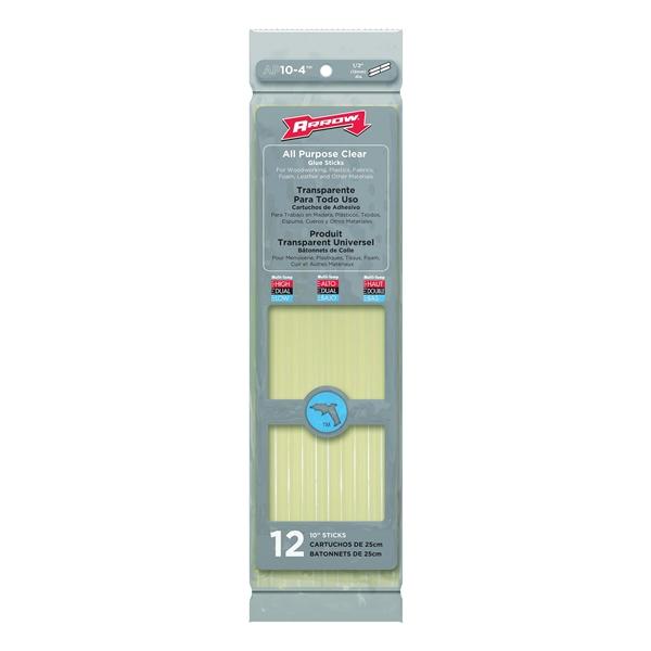 Picture of Arrow AP10-4 Glue Stick, Stick, Ester, Clear