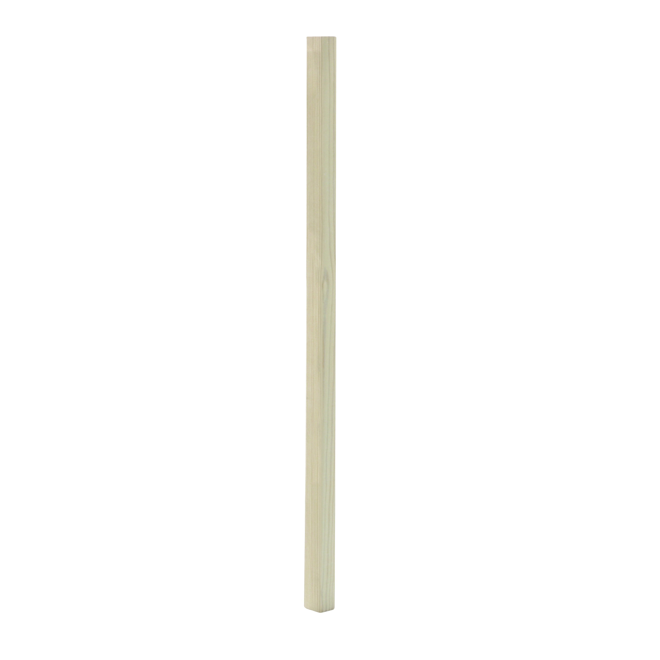 Picture of UPF 106035 Deck Baluster, 2 in L, Southern Yellow Pine