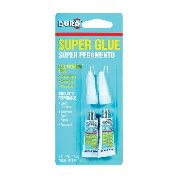 Picture of Henkel 1347649 Super Glue, Liquid, Irritating, 2 g Package, Tube