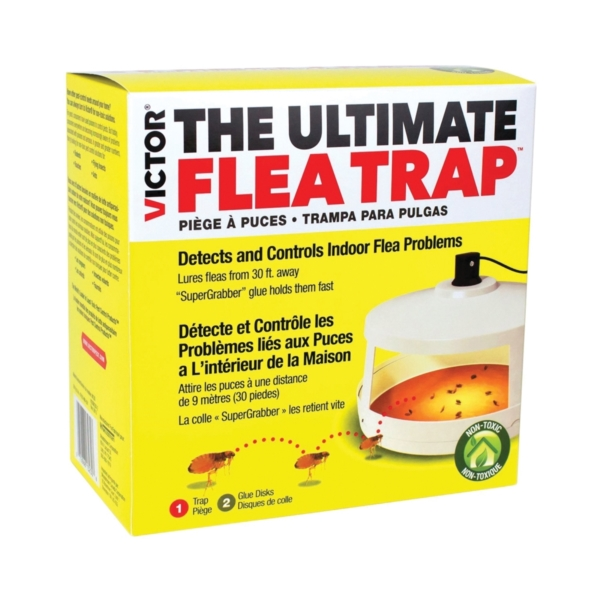 Picture of Victor T230 Flea Trap, Sweet