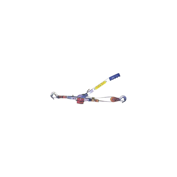 Picture of Maasdam 144SB-6 Cable Puller, 2 ton Lifting, 3/16 in Dia Rope/Cable, 12 ft L Rope/Cable, 6 ft Lift