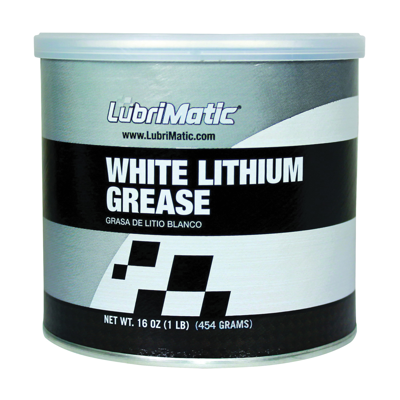 Picture of LubriMatic 11350 Grease, 2, 16 oz Package, Can, Slight Hydrocarbon, White