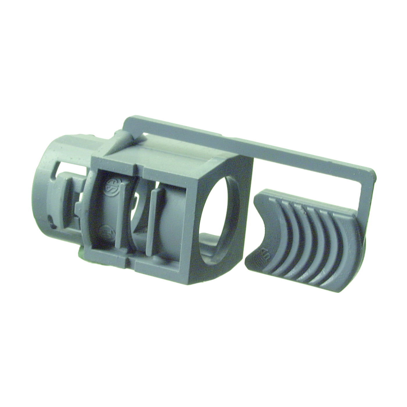 Picture of Halex 27515 Cable Connector, Polypropylene, Gray