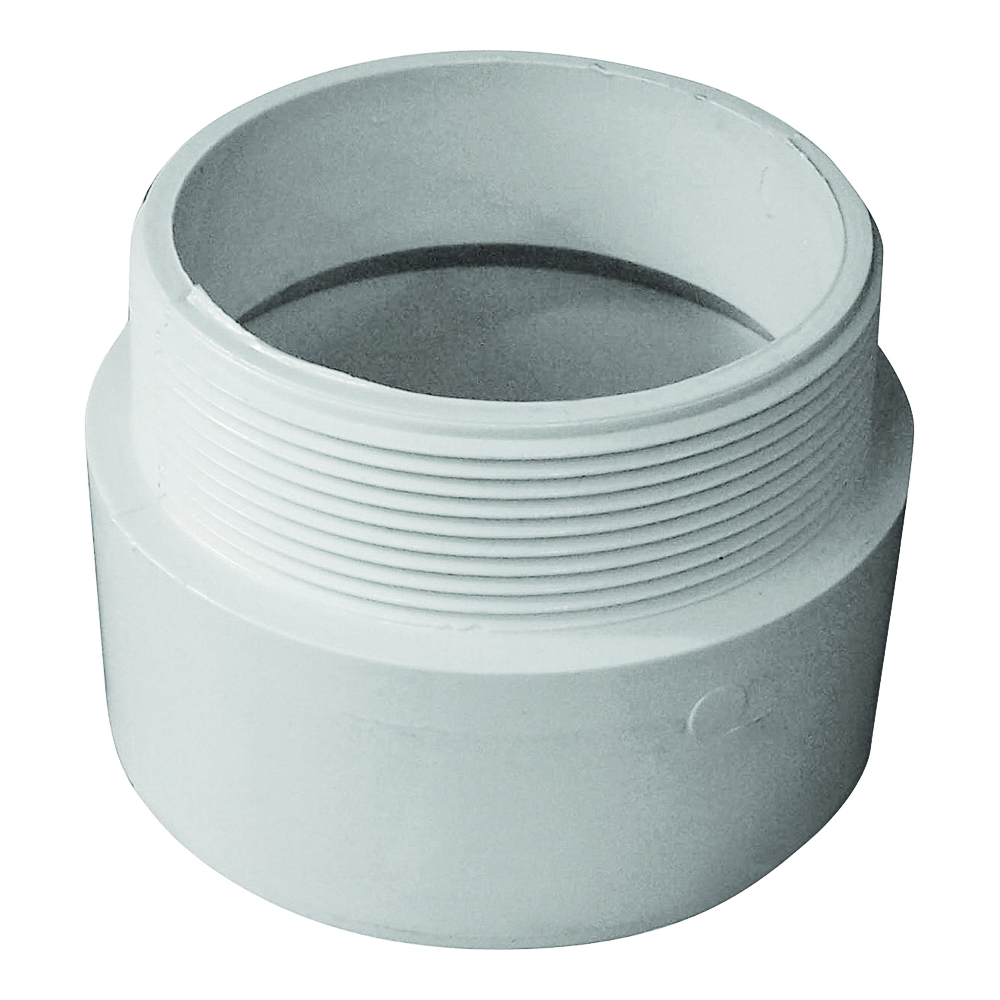 Picture of GENOVA 700 Series 70440 Pipe Adapter, 4 in Hub, 4 in MIP