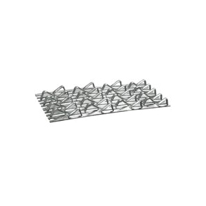Picture of MiTek JNP48 Joiner Nail Mending Plate, 8 in L, 3-3/16 in W, Steel, Galvanized