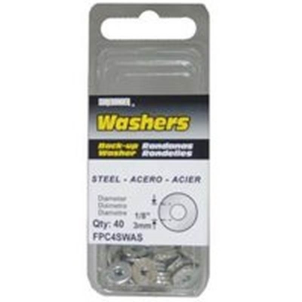 Picture of SUREBONDER FPC4SWAS Rivet Washer, Steel, 40, Box