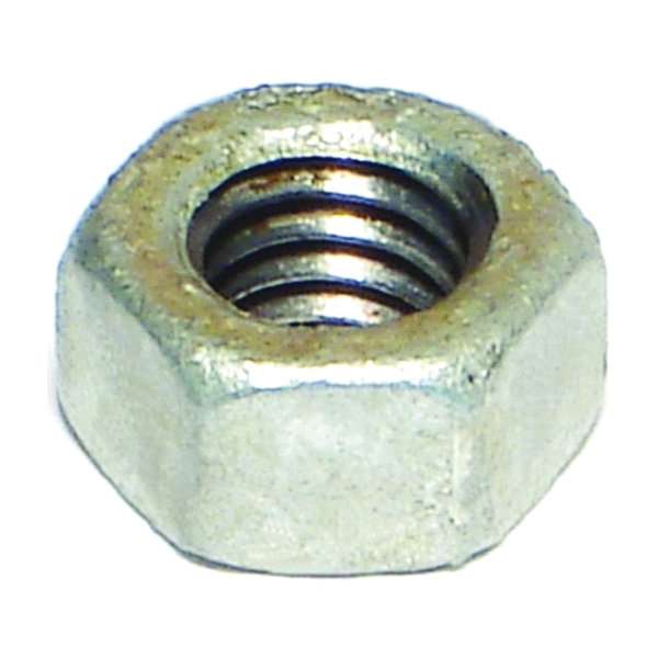 Picture of MIDWEST FASTENER 05616 Hex Nut, Coarse Thread, 5/16-18 in Thread, Galvanized