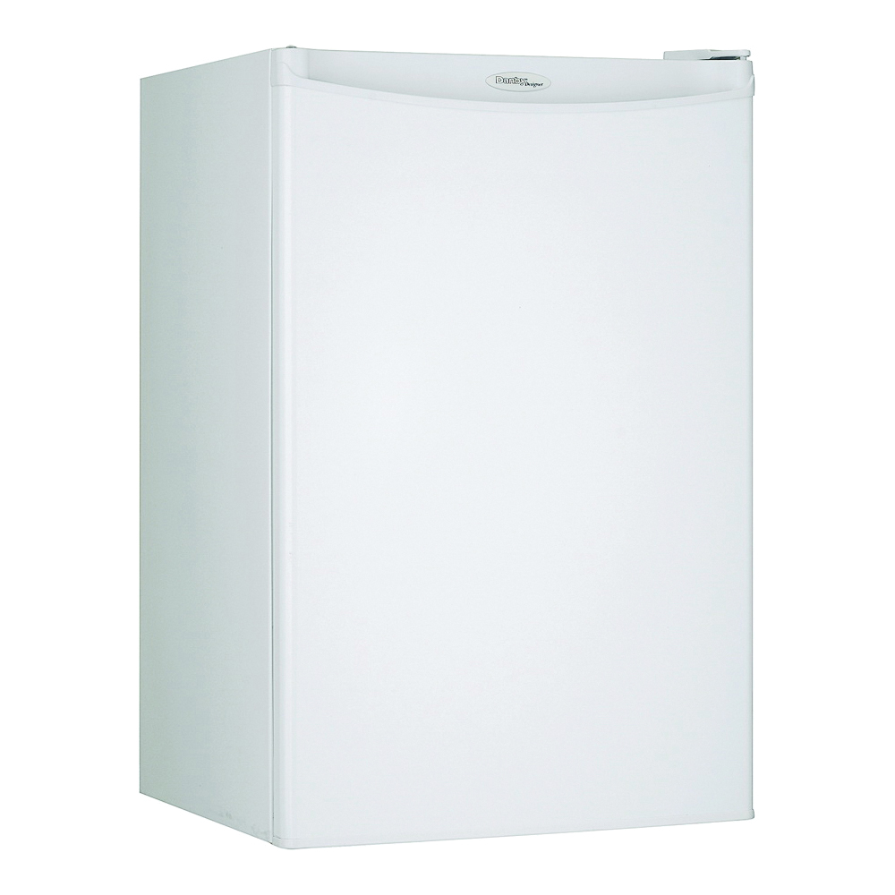 Picture of Danby Designer DAR044A4WDD Compact Refrigerator, 4.4 cu-ft Overall, White