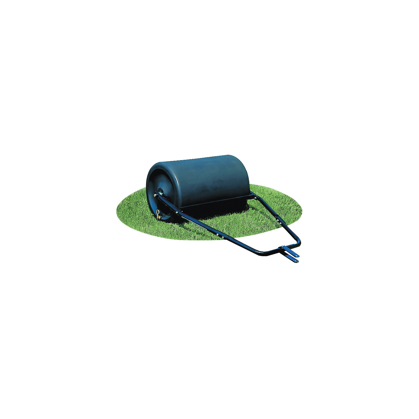 Picture of AGRI-FAB 45-0267 Lawn Roller, 250 lb Drum, Polyethylene/Steel