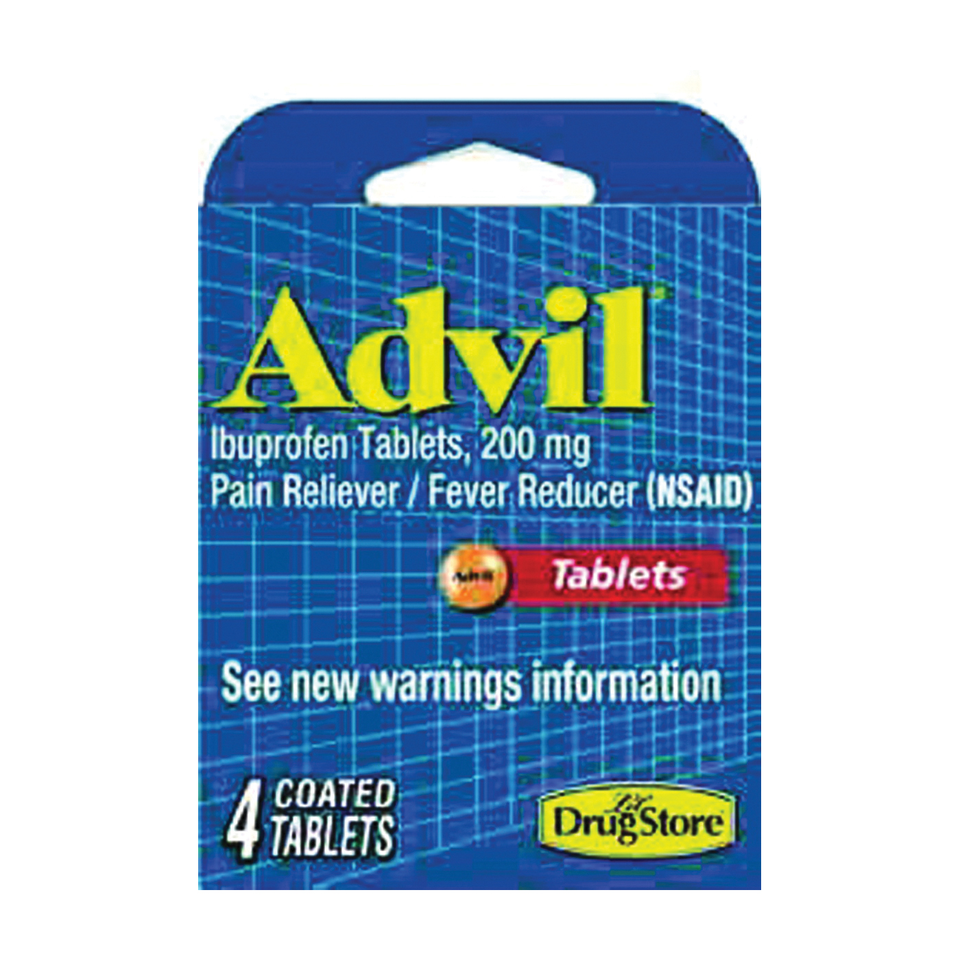 Picture of Lil' DRUG STORE 20-366715-97002-6 Pain Relief, 4 CT, Tablet