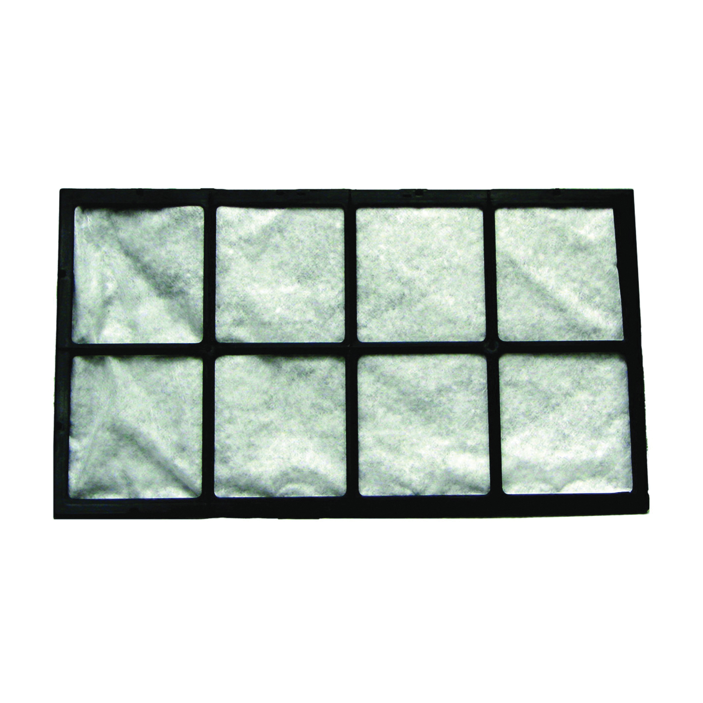 Picture of EssickAir 1051 Air Filter, 18-1/2 in L, 3/4 in W, Plastic Frame, White