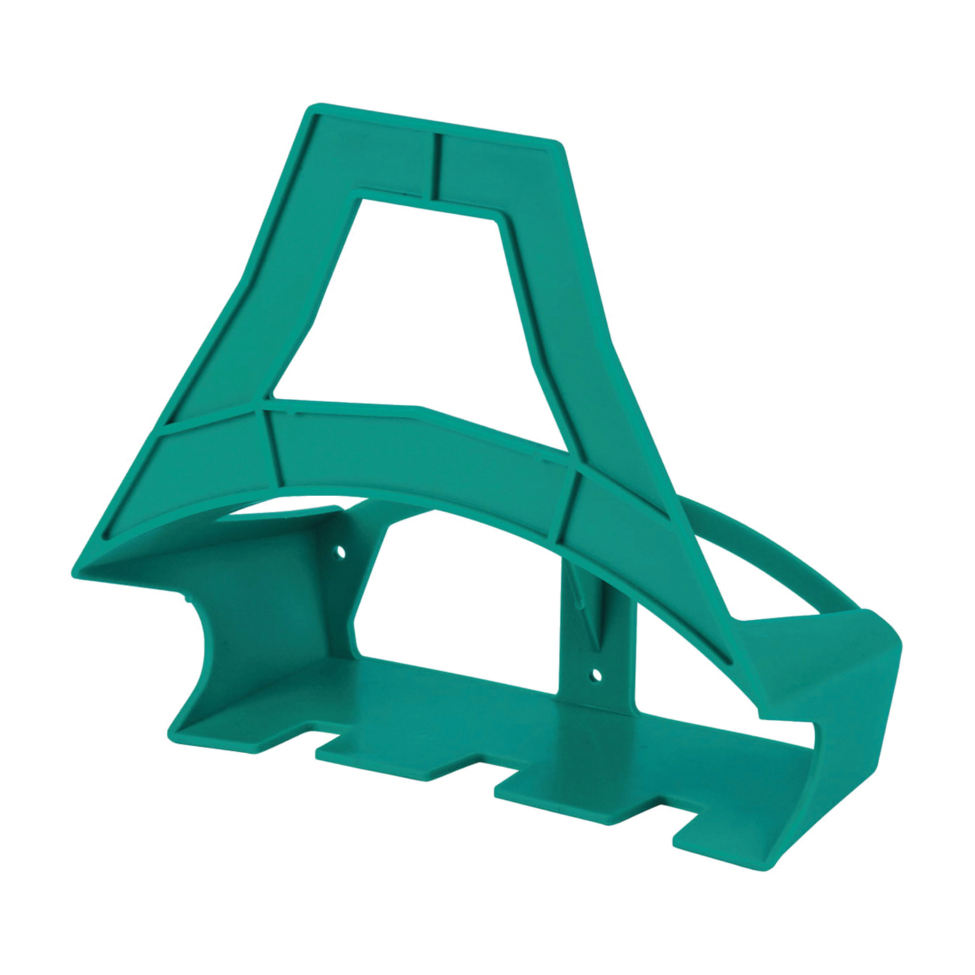Picture of Gilmour 880154-1001 Hose Hanger, 5/8, 1/2 in Hose, 200 ft Capacity, Polymer, Wall Mounting